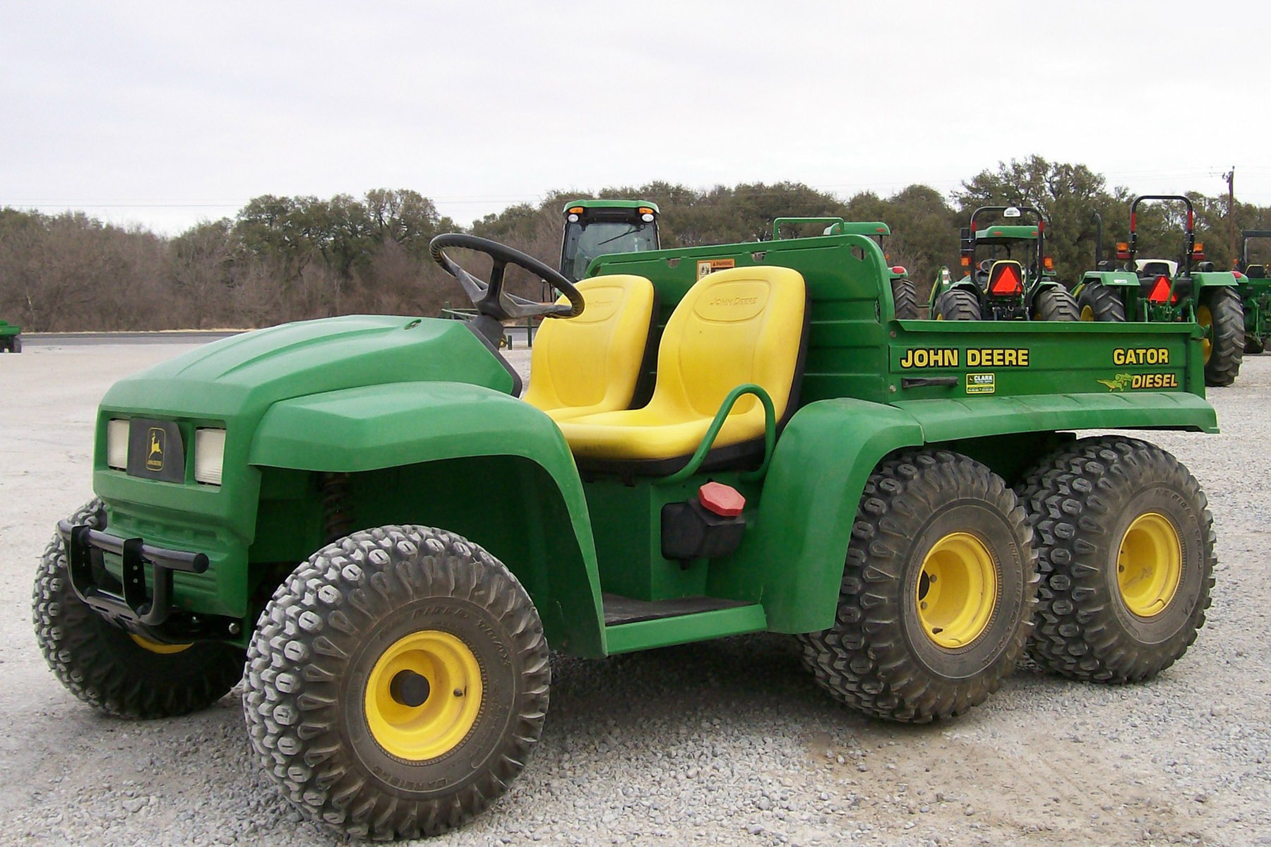 john deere gator picture - photo #19